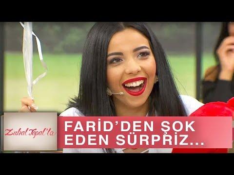 Zuhal Topal'la 213. Bölüm (HD) | Farid'den Nagehan'a Görülmemiş Sürpriz!