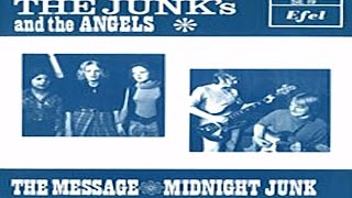 JUNK'S and the ANGELS - The Message 1970 Rare Folk Psych