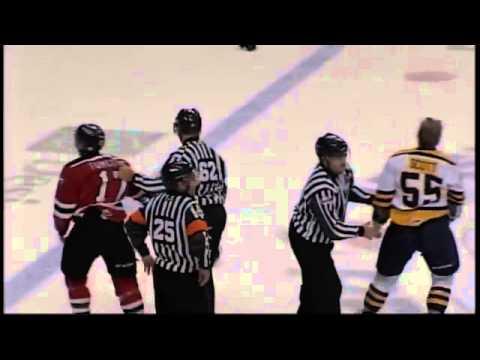 Evan Scott vs Yanick Turcotte