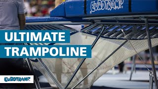 Eurotramp Trampolin Ultimate 4x4