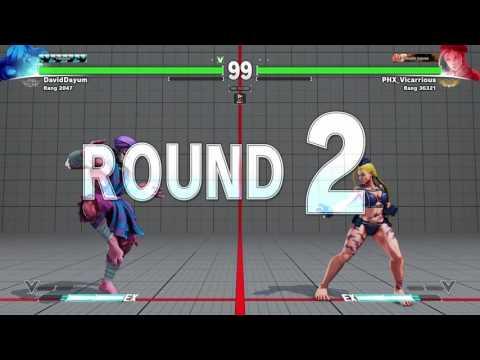 Cammy vs Sim Ultra Platinum