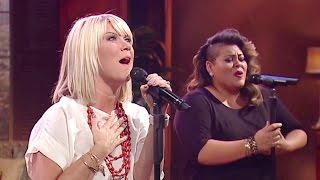 Natalie Grant: King of the World (James Robison / LIFE Today)