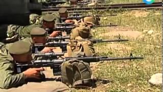 РАЗВЕДЧИКИ 102-ОЙ РОССИЙСКОЙ БАЗЫ В АРМЕНИИ СОВЕРШЕНСТВУЮТ СВОЕ МАСТЕРСТВО