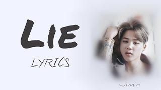 Gambar cover BTS Jimin - 'Lie' [Han|Rom|Eng lyrics] [FULL Version]