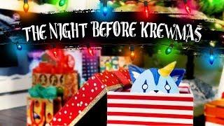 THE NIGHT BEFORE KREWMAS