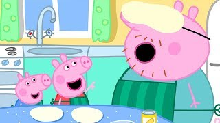 Peppa Pig Official Channel | Daddy Pig's Best Bit!