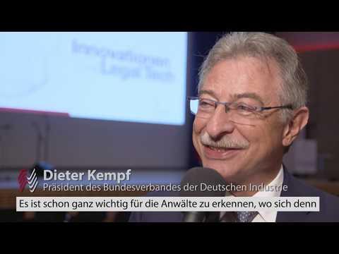 Startup-Corner auf dem Deutschen Anwaltstag 2018