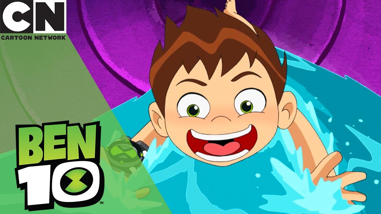 Ben 10 | All Wet | Cartoon Network  downoad full Hd Video