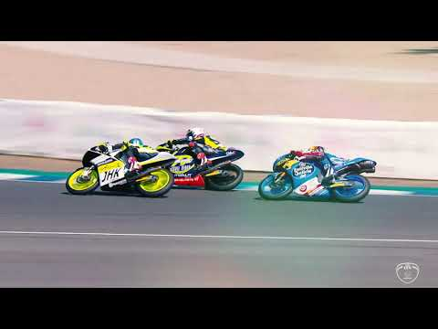 Catch all the best bits of the FIM Moto3™ Junior World Championship from Jerez