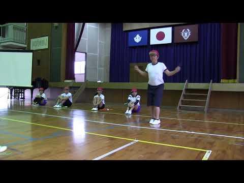 種子島の学校活動:茎南小学校校内なわとび大会2019年