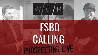 RAW FSBO Prospecting Calls - Colton Lindsay