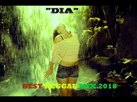 "ANJI ""DIA"" (COVER) REGGAE MIX 2018"