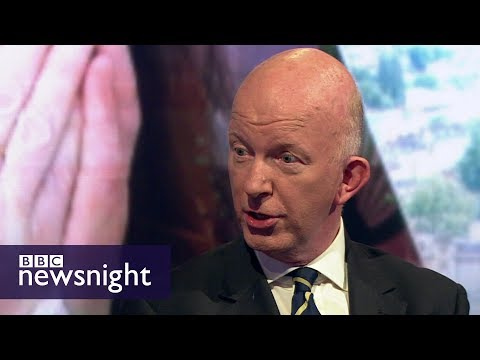 Grenfell Tower fire: Interview with Council leader Nicholas Paget-Brown – BBC Newsnight