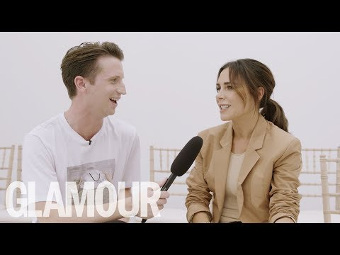 , title : 'Victoria Beckham's Amazing Life-Changing Advice | GLAMOUR UK'