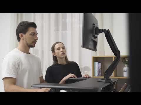 Standing Desk Converter HVS-B01