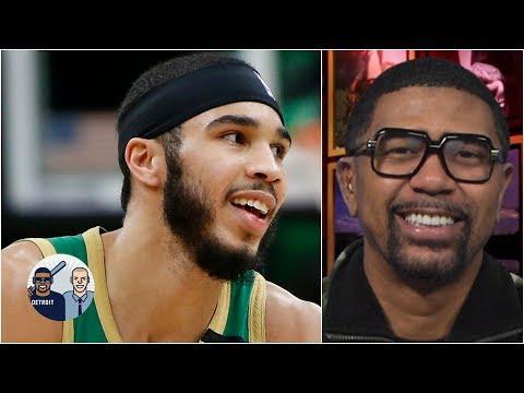 Jayson Tatum is the Celtics' best player but it's not all about him – Jalen Rose | Jalen & Jacoby