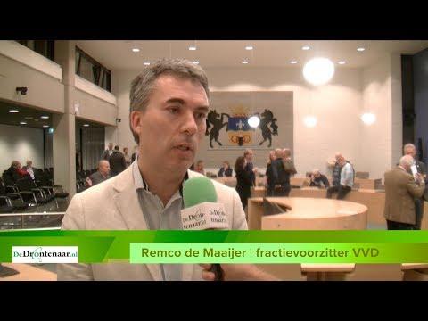 VIDEO | VVD kan goed leven met plan van B en W voor verbouw gemeentehuis