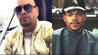 Fat Joe Comments on Chance the Rapper Grammy Win 'Heard u Gotta sell it to Snatch the Grammy!'