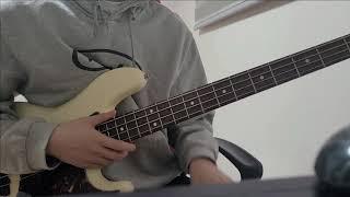 ずっと真夜中でいいのに。『正しくなれない』(ZUTOMAYO - Can't Be Right) ベース カバー  bass cover