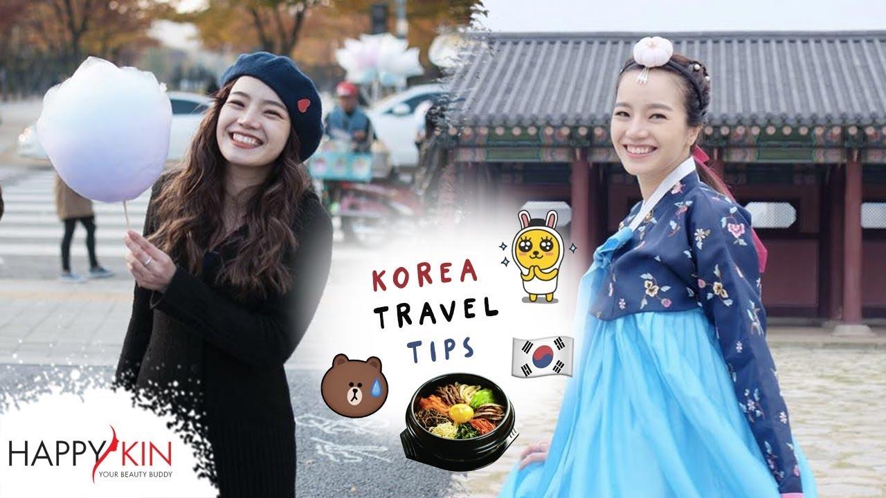 Đi Du Lịch Hàn Quốc Bạn Nhất Định Phải Biết Những Điều Này