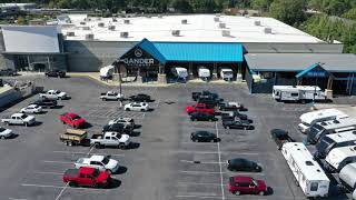 Commercial Real Estate Shopping Center for Sale