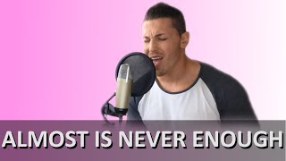 Almost Is Never Enough - Ariana Grande & Nathan Sykes (Cover by Ryan McCarthy)