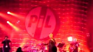 Public Image Ltd (PiL)- In The Sun Live Glasgow 02 Academy 18/12/2009