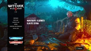 The Witcher 3: Localização - Ingrediente Alquímico Olho De Erynia