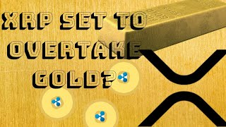 Ripple XRP set to overtake GOLD by 2019 #xrp #ripple