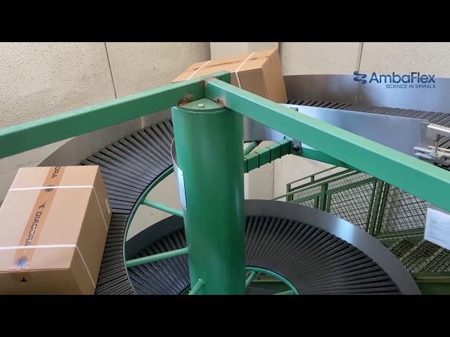 Video - Casos de SKU de logística