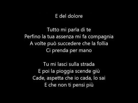 , title : 'Baustelle - Lei malgrado te (Testo/Lyrics) [L'AMORE E LA VIOLENZA VOL. 2]'
