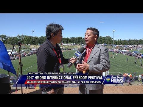SUAB HMONG NEWS: Day Two - 2017 Hmong J4 Event
