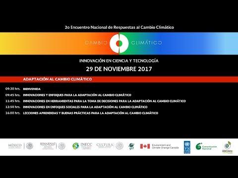 2ENRCC / ADAPTACIÓN AL CAMBIO CLIMÁTICO
