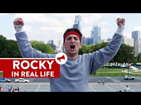 Rocky In Real Life – Movies In Real Life (Episode 1)