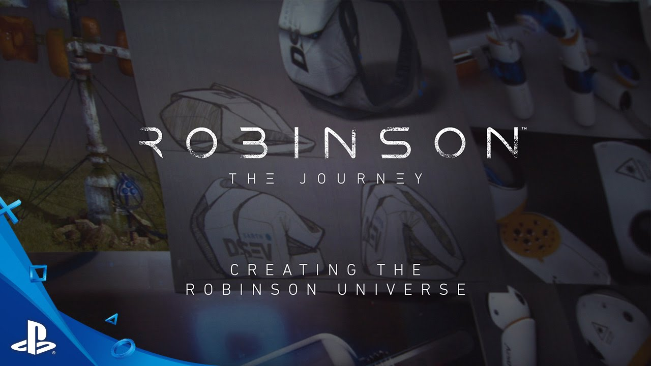 Robinson: The Journey Developers Are Obsessed With Details