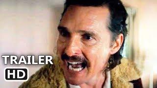 WHITE BOY RICK Official Trailer (2018) Matthew McConaughey Movie HD