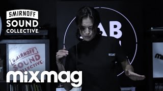 NASTIA minimal d'n'b set in The Lab LDN