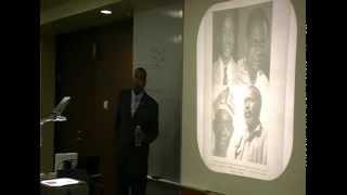 Black History Lesson - Dr. Umar Abdullah-Johnson