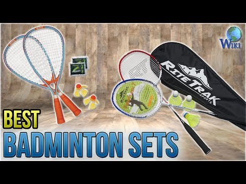 10 Best Badminton Sets 2018