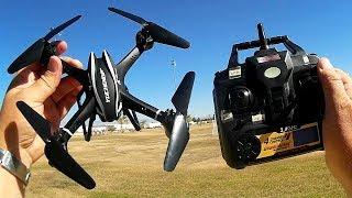Utoghter Yucheng  FPV Camera Drone Flight Test Review