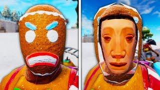 35 Fortnite MASKED Skins FACE REVEALED! (Secret Faces Unmasked)