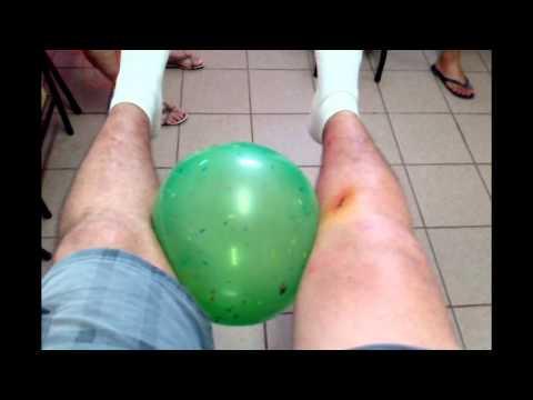 Massagem da próstata em casa