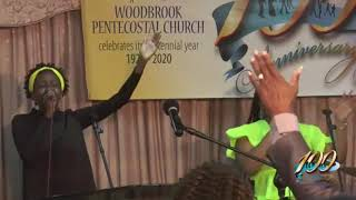 The Lord Is Mighty (Angela Williams) sung by Shanice Thornhill & WPC Singers