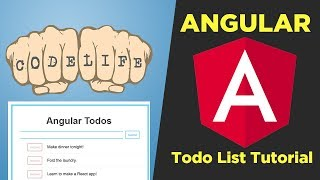 Build a Todo App with Angular 4 & Angular CLI