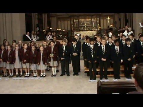 Bolton School Jnr Schools Sing The Lord is my Shepherd