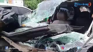 Kecelakaan Karambol di Jalan Raya Tugu Pantura, Libatkan Dua Mobil dan Satu Truk Tronton
