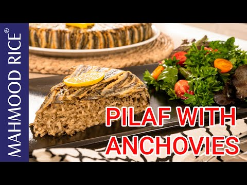 Pilaf with Anchovies