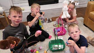 Quarantine Easter 2020