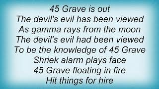 45 Grave - My Type Lyrics