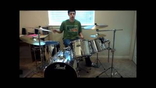 Smack - 3 Doors Down (Drum Cover)